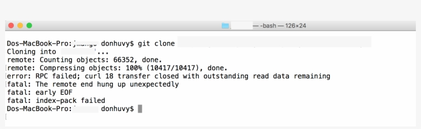 Enter Image Description Here - Error Rpc Failed Result 28 Http Code