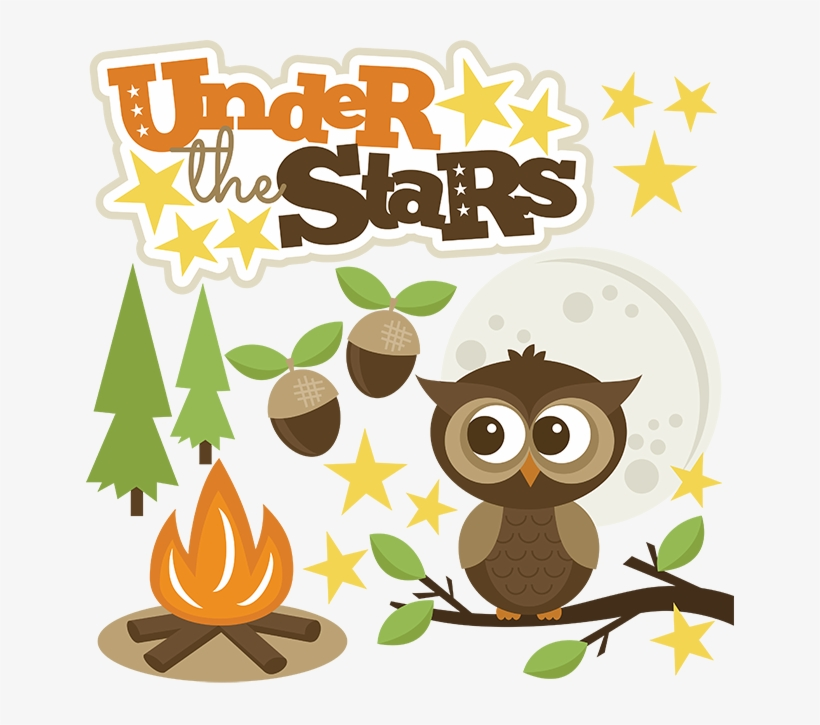 Camping Clipart Owl