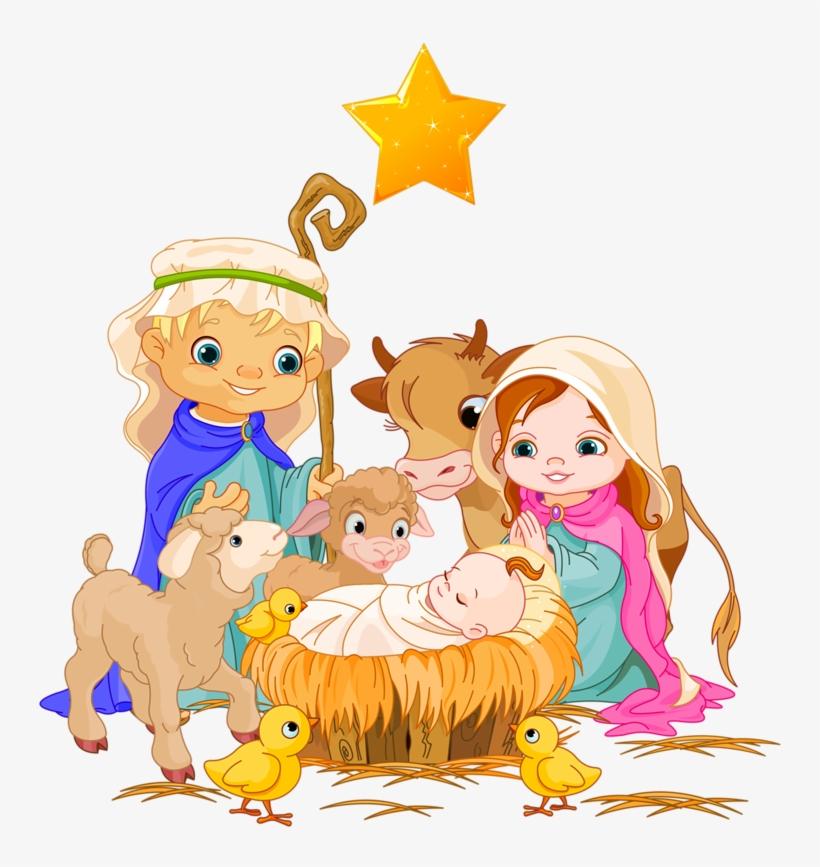 Фото, Автор Soloveika На Яндекс - Nativity Scene Clipart, transparent png #4998952