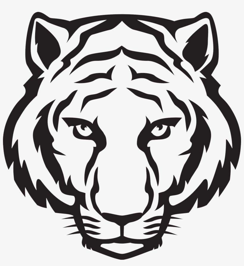 Tiger Face Png Download Image Easy Drawing Of A Tiger Free