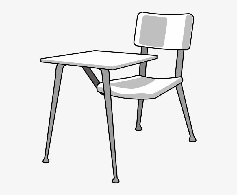 Drawing Of A School Desk, transparent png #50997