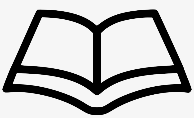 Open Book - - Open Book Svg, transparent png #51043