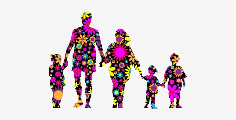 Family Parent Child Father Hand - Family, transparent png #51077