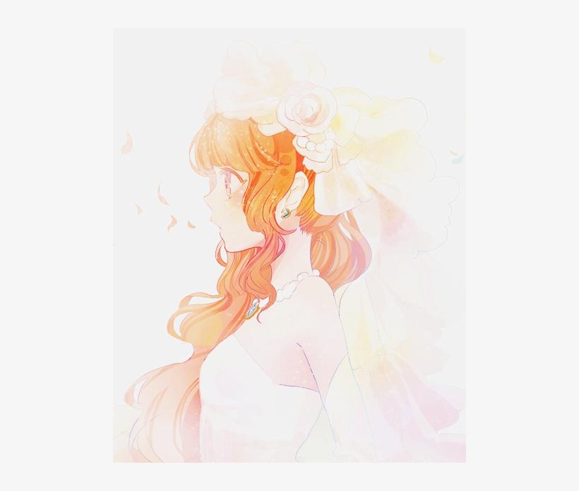 Anime, Anime Girl, And Kawaii Image - Anime Girl Beautiful Hair, transparent png #51566