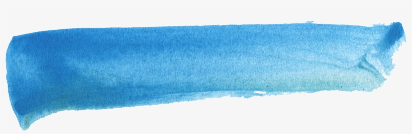 Free Download - Watercolor Paint Stroke Png, transparent png #51915