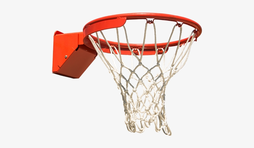 Basketball Hoop Png - Basketball Net Png, transparent png #52250