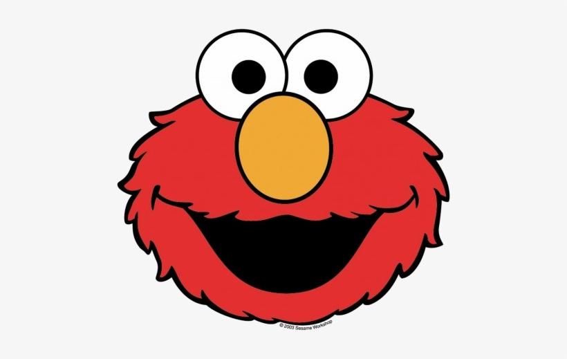 Elmo Face Clipart Elmo Birthday Party Id...