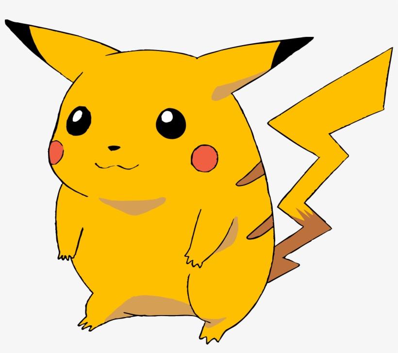 025pikachu Os Anime - Pokemon Pikachu Old, transparent png #53655