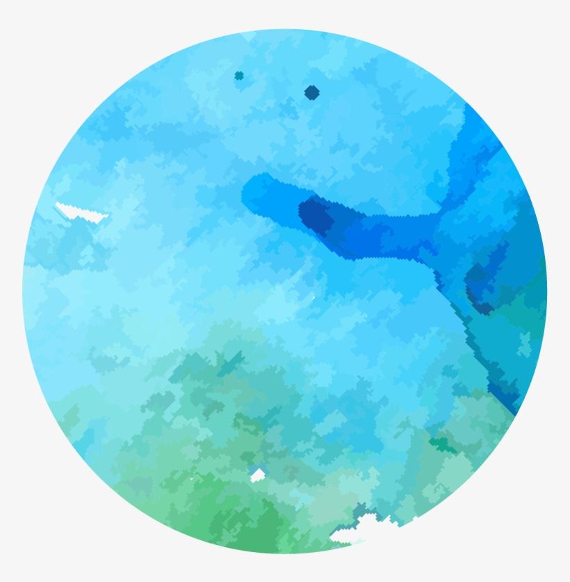Brush Stroke Png Blue - Watercolor Brush Stroke Png, transparent png #53839