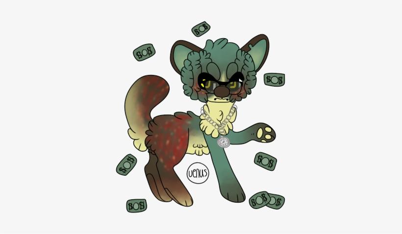 Raining Money - Cartoon, transparent png #54298