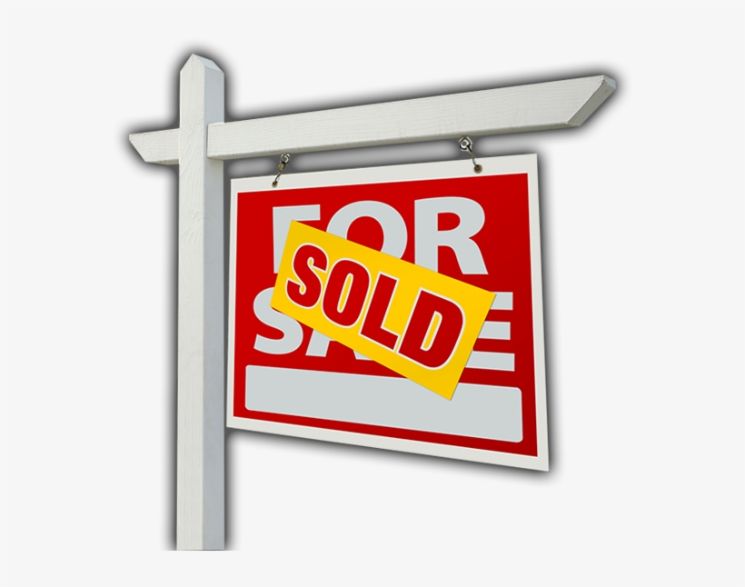 Sold Out Clipart Sign For House Free