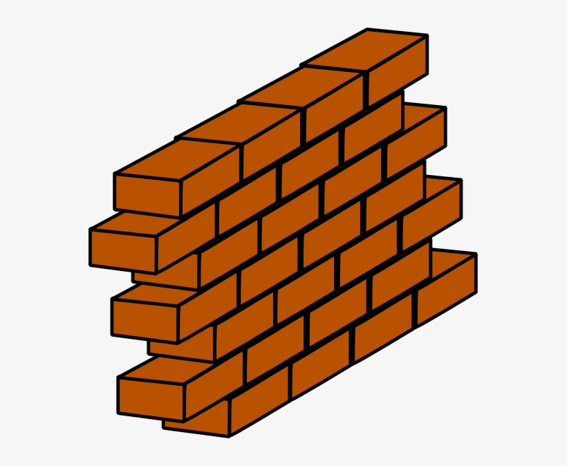 Cartoon Brick Wall Png Vector Free Library Bricks Clipart Free Transparent Png Download Pngkey