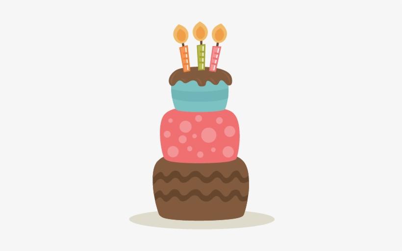 Birthday Cake Clipart No Background