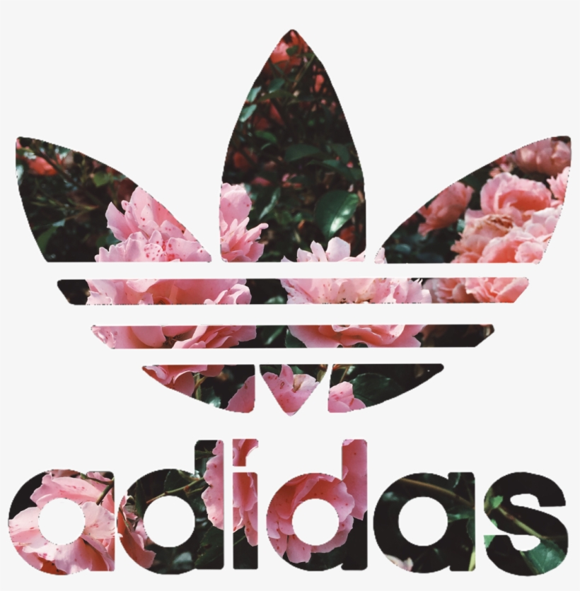Adidas Floral Collection Flower - Adidas Originals, transparent png #56776