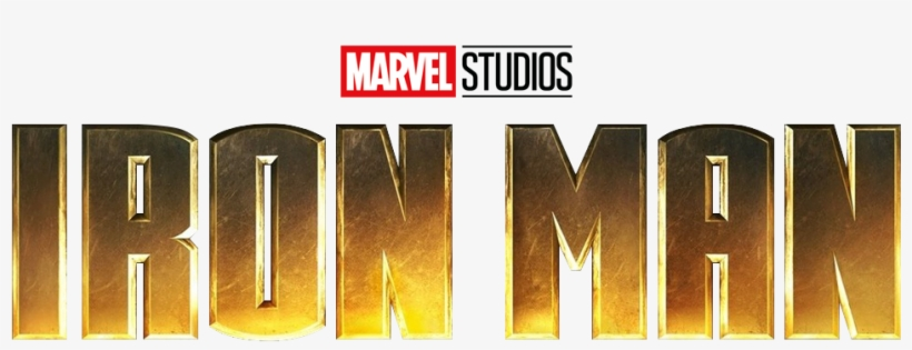 """This One Was Just Edited From The """"iron Man 2"""" Logo, - Marvel Studios Iron Man Logo, transparent png #57093"""