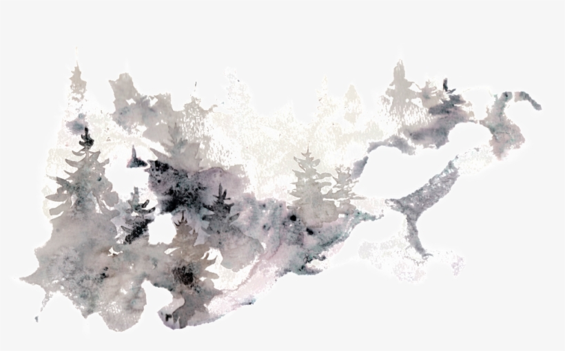 Creative Abstract Painting Transparent Watercolor - Watercolor Painting, transparent png #57284