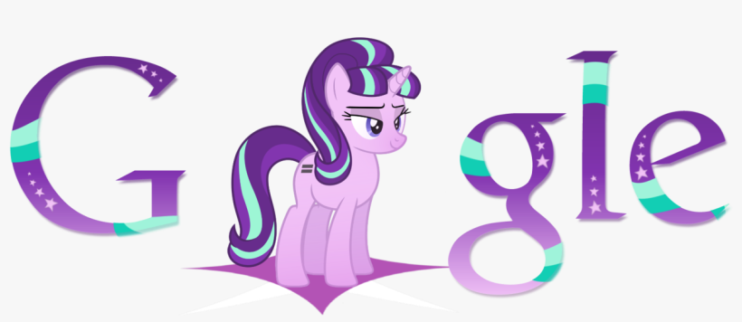 Google Transparent Cute - Transparent Background Google Logo, transparent png #57411