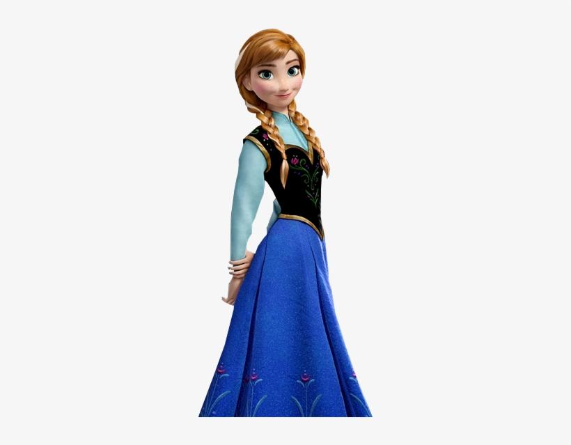 Disney Anna Frozen Png - Anna Clipart, transparent png #59060