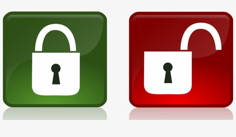 Computer Icons Padlock Sign Symbol - Open Closed Icon, transparent png #500245