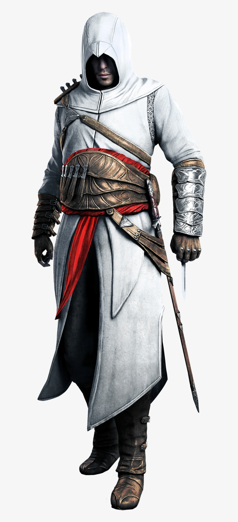 Assassin S Creed Png Assassin S Creed 1 Character Free