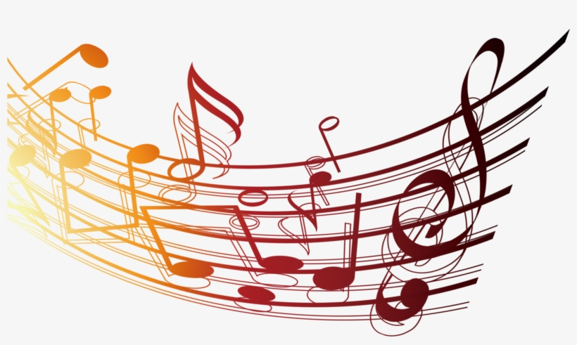 Musical Note Sheet Notation Scores Transprent Png - Music, transparent png #506645
