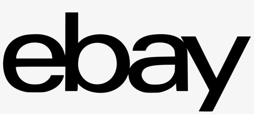 Ebay Free Icon Ebay Logo Black And White Free Transparent Png Download Pngkey