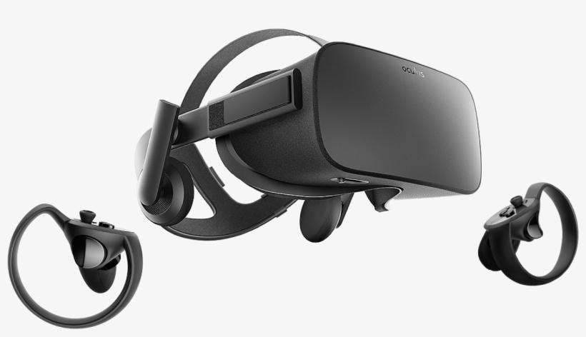Oculus Rift, transparent png #506983