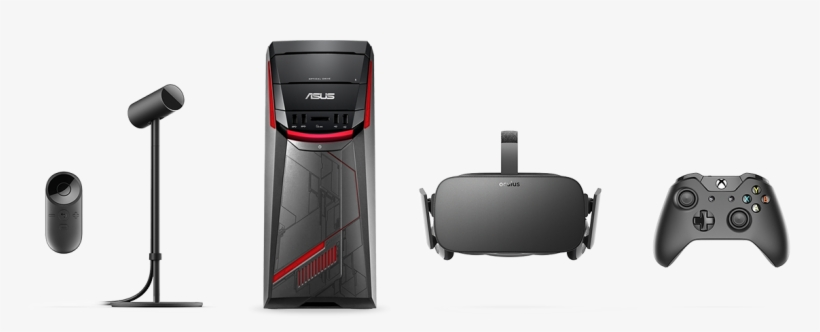 Oculus Vr Announces Oculus Ready Pcs And Rift Bundles - Oculus Rift Pc, transparent png #507030