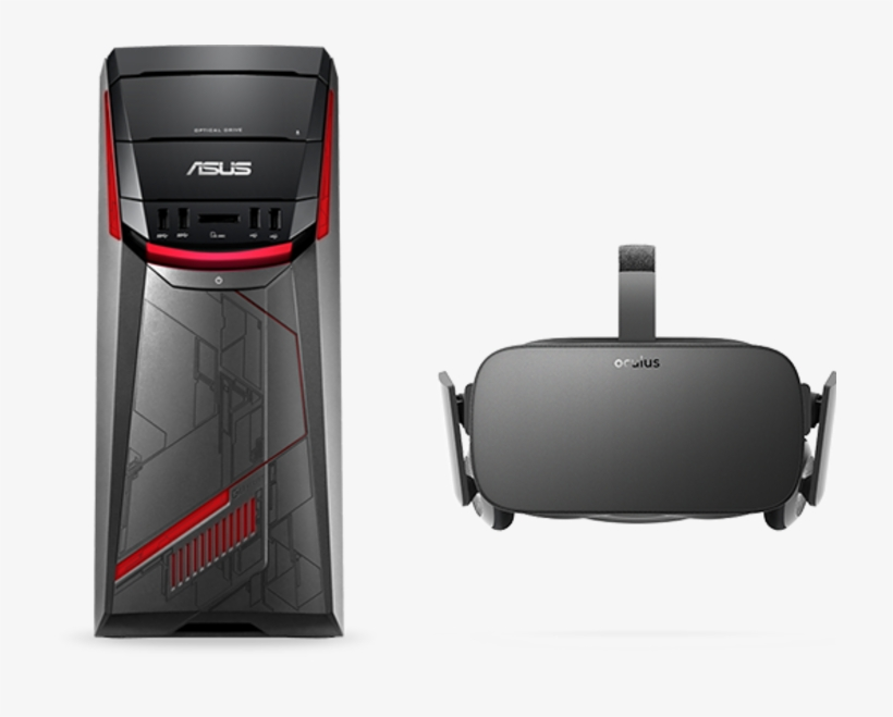 Oculus Vr Announces Oculus Ready Pcs And Rift Bundles - Oculus Cv1 Sensor, transparent png #507126