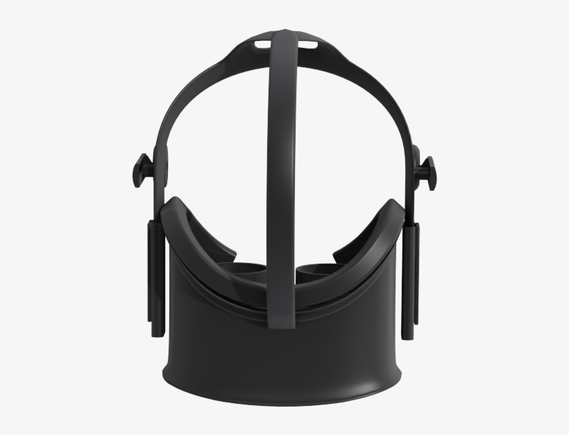 Virtual Reality Headset Models & Renders - Oculus Rift Top View, transparent png #507401