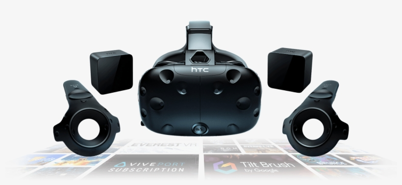 The Best Beginner Friendly Vr Headsets Oculus Rift - Virtual Reality Hardware, transparent png #507448