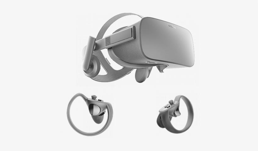 Oculus Rift - Oculus Rift Cv1 Touch, transparent png #507489