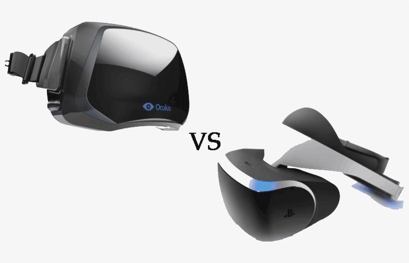 Free Oculus Rift Vs Playstation Vr Giveaway Contest - Playstation Vr Vs Oculus Rift, transparent png #507744