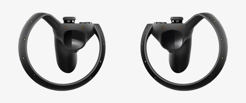 Controller Transparent Oculus Rift - Oculus Touch Controller, transparent png #507747