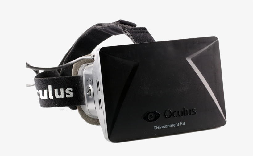 Oculus Rift Developer Version Front - Oculus Rift Development Kit 1, transparent png #507791