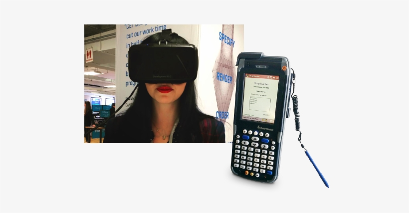 Oculus Rift Virtual Reality - Virtual Reality, transparent png #508564