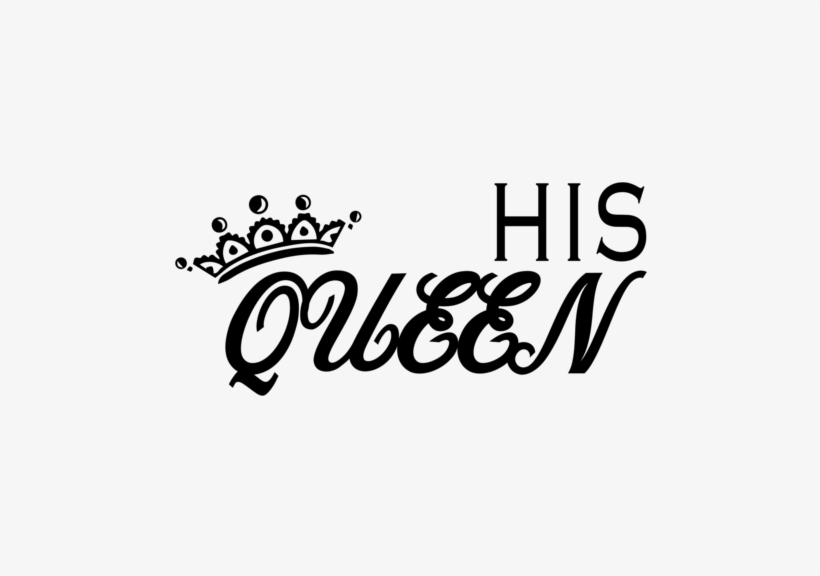 Her King And His Queen Shirt, transparent png #509357