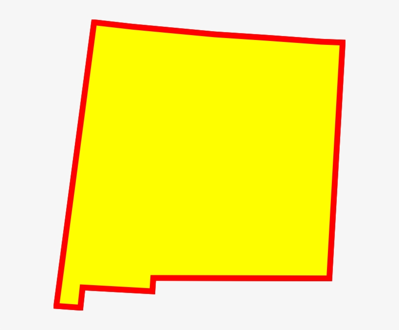 New Mexico State Clip Art, transparent png #5002808