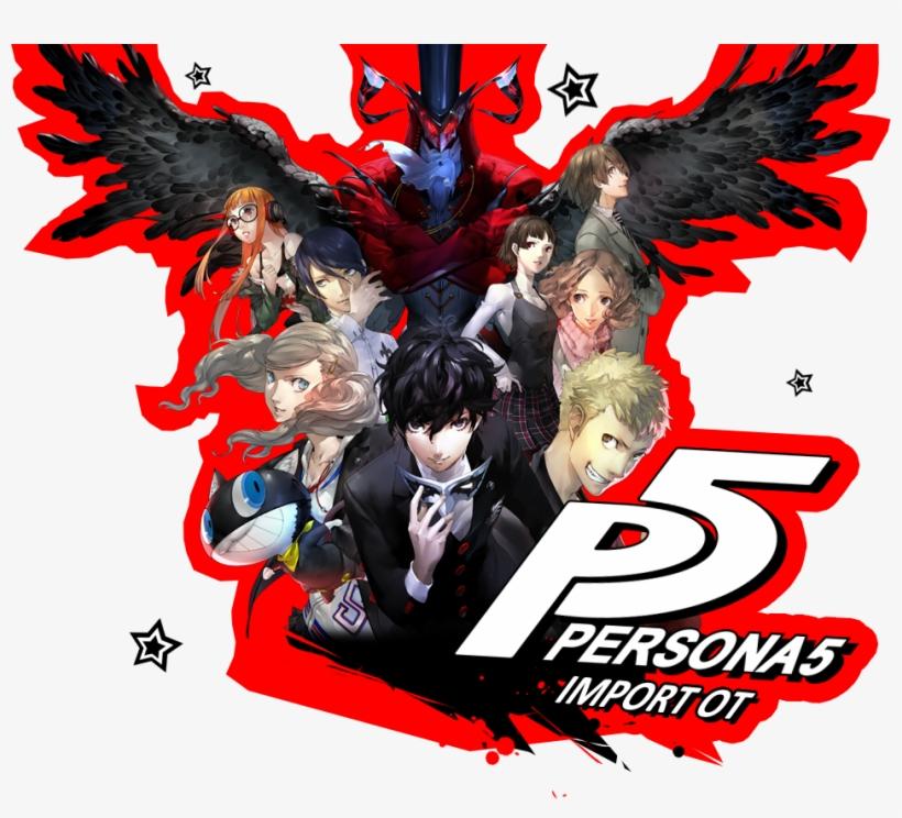Dantis - All Personas Persona 5, transparent png #5015765
