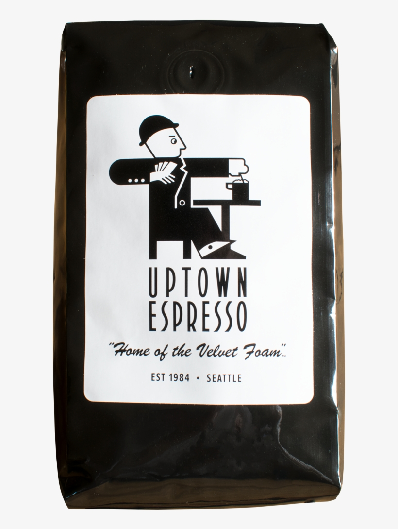 Uptown Espresso Ground Coffee Subscription - Whole Beans Coffee, transparent png #5016221