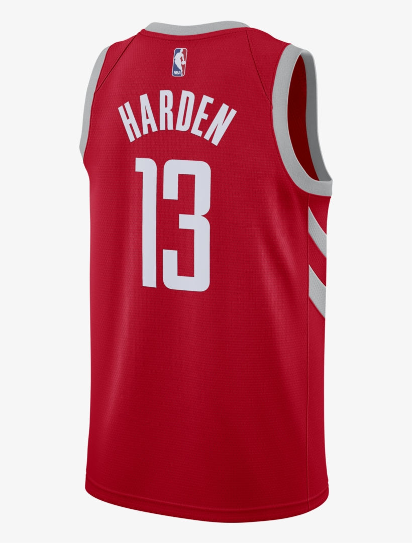 info for a1f54 990ec Men's Houston Rockets Nike James Harden Icon Edition - James ...