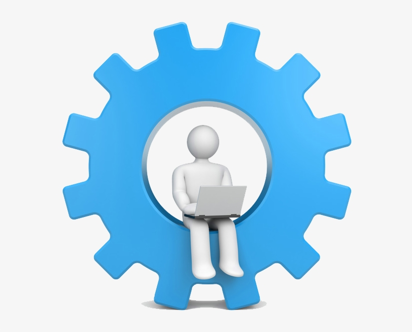 In Construction - Technology Icon Transparent Background, transparent png #5024145