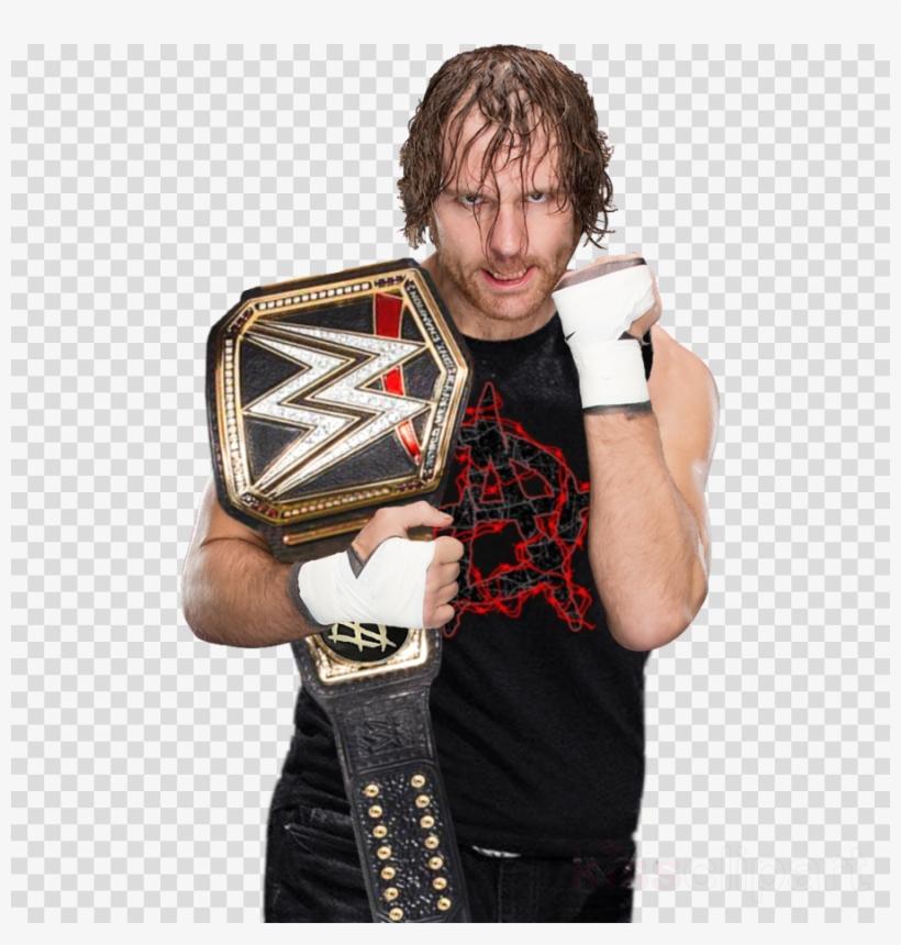 Download Dean Ambrose Clipart Dean Ambrose Wwe Championship - Dean Ambrose, transparent png #5046173