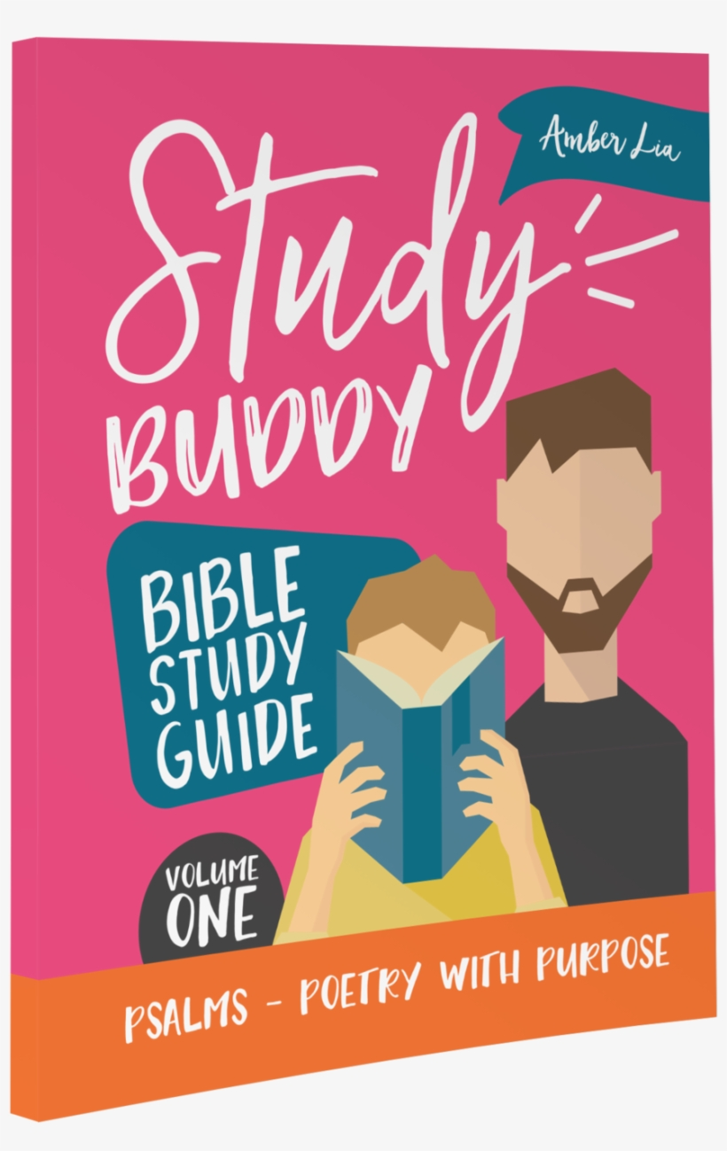 Sb Psalms1 Mockup - Study Buddy Bible Study Guide: Psalms - Poetry