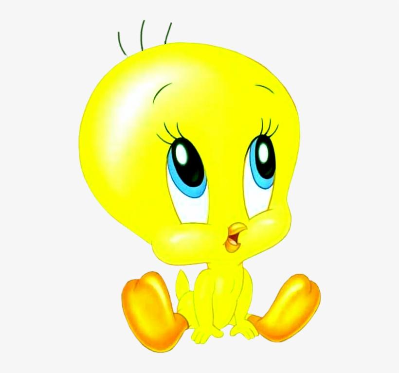 Tubes Titi - Baby Looney Tunes Tweety Bird, transparent png #5048696