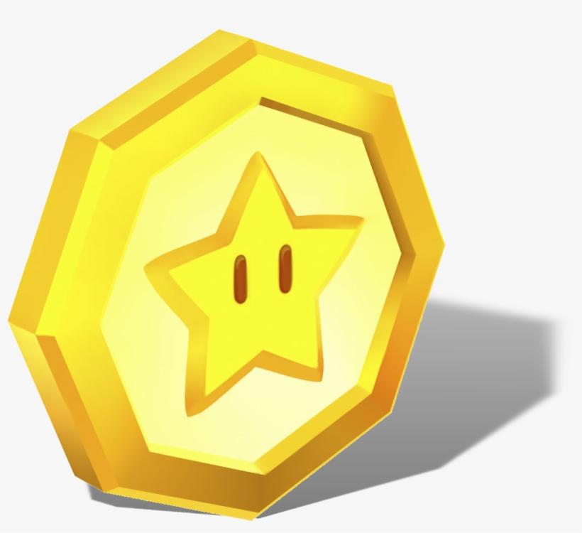 2011 If You Want To Beat Super Mario 3d Land 100%, - Super Mario 3d Land Star, transparent png #5054671