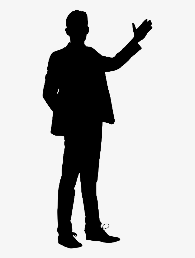 Raised,business,arms - Soldier Silhouette Png, transparent png #5056607
