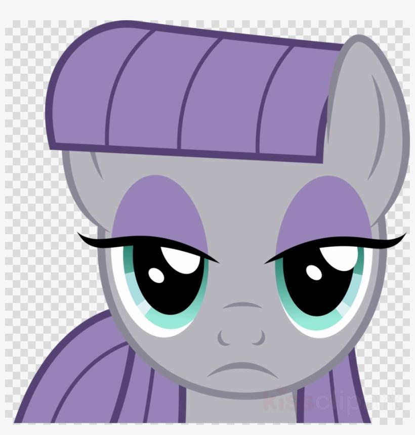 Mlp Maud Pie Face Clipart Pinkie Pie Twilight Sparkle - Mlp Fim Maud Pie, transparent png #5061469