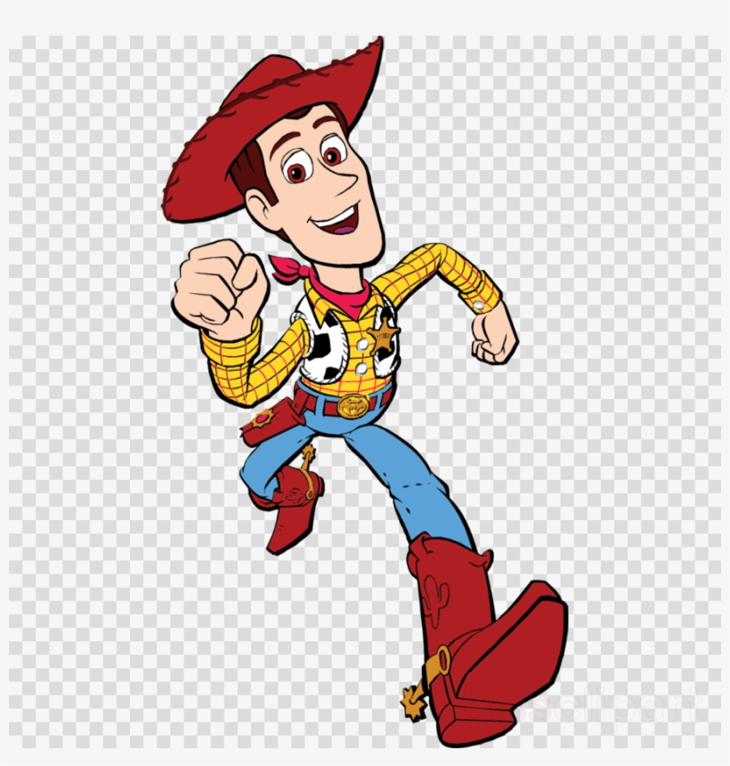 Wftsc36 Hd Free Woody From Toy Story Clipart Pack 5317