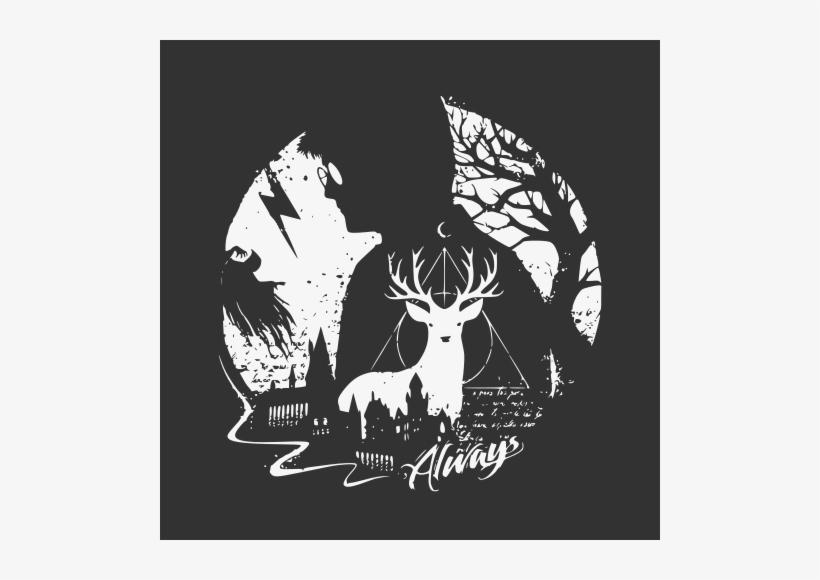 Always Illustration Harry Potter, transparent png #5065827